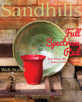 Sandhills NC Magazine Dec-Jan 2020
